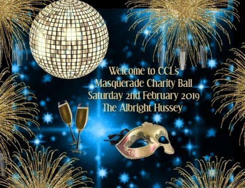 CCL's Masquerade Charity Ball 2019