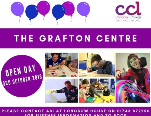 Condover College Open Day 2019
