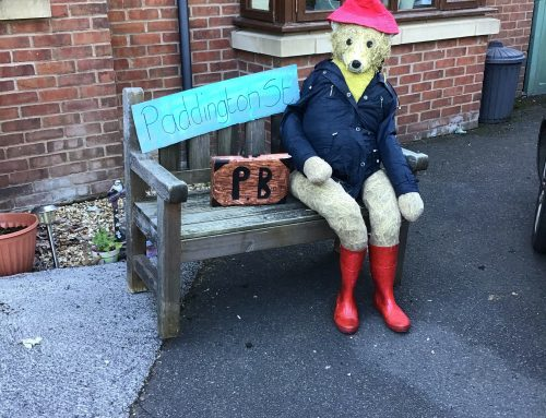 Scarecrow Competition Winners!