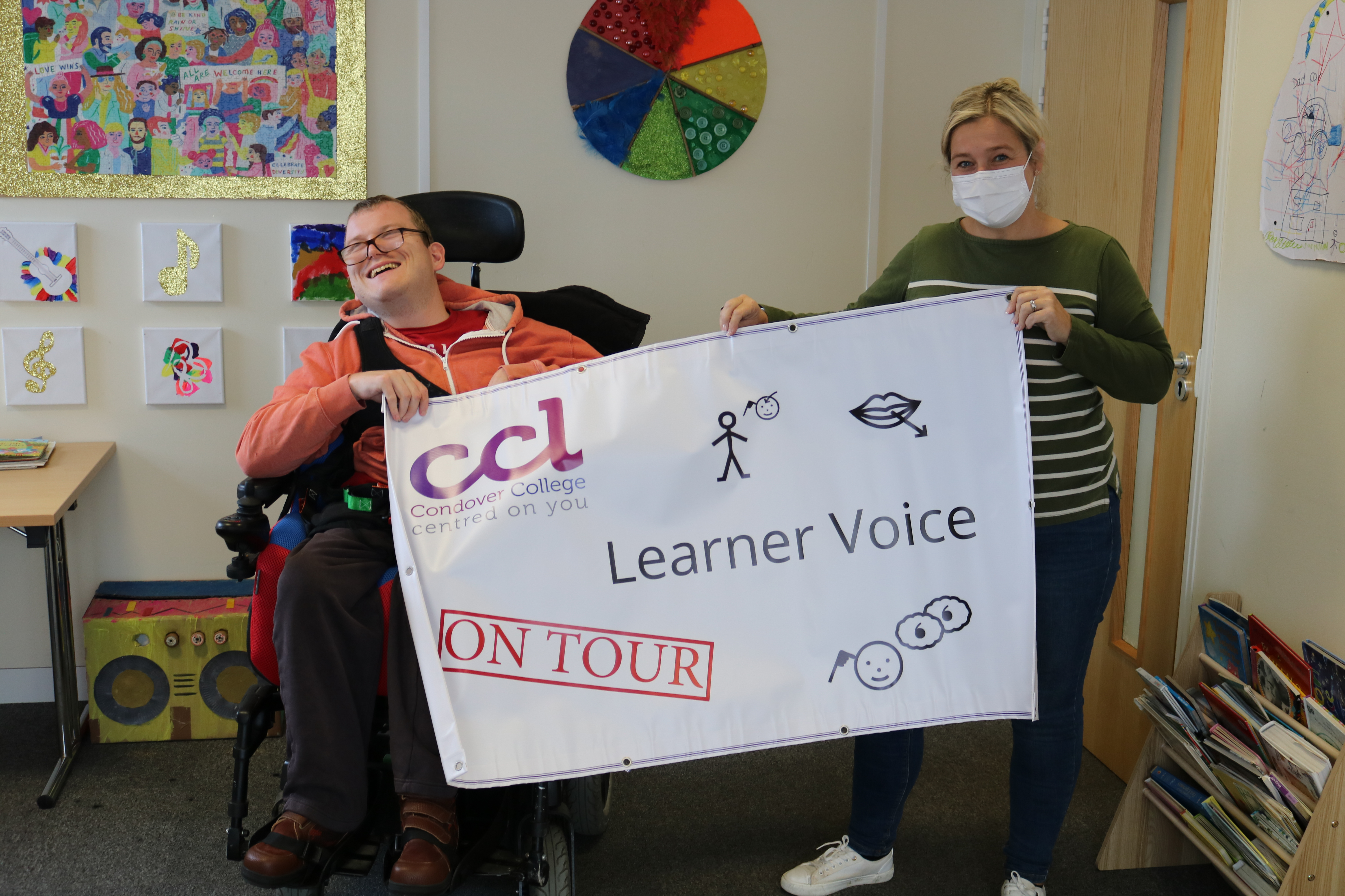 Learner Voice is On Tour!